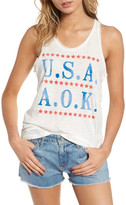 Junk Food Clothing USA AOK Tank (Nordstrom Exclusive)