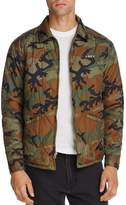 Obey Joe Quilted Camouflage Jacket - 100% Exclusive