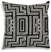 Surya Maze Pillow