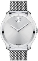 Movado Men's 'Bold' Mesh Strap Watch, 44Mm