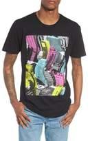 Kid Dangerous Neon City Graphic T-Shirt