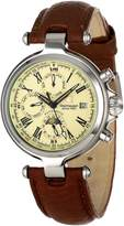 Steinhausen Men's SW381SB Classic Automatic Three Eyes Watch