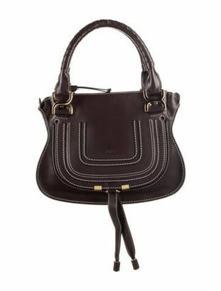 Chloé Medium Marcie Shoulder Bag w/ Tags Brown