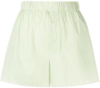 Andamane Striped Pyjama Shorts