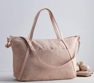 Pottery Barn Kids Monique Lhuillier Diaper Bag, Pink