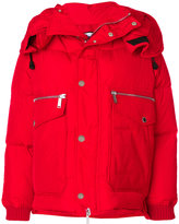 DSQUARED2 hooded down jacket