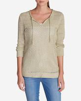Eddie Bauer Women's Beachside Tunic Sweater