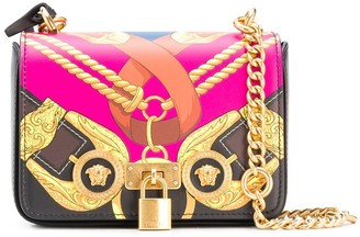 Versace Rodeo print crossbody bag
