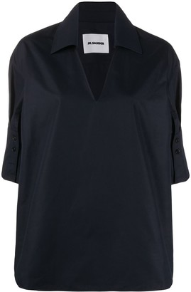 Jil Sander Short Sleeve Shirt