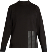 Y-3 FT cotton-jersey sweatshirt
