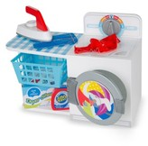 Melissa & Doug Toddler Let's Play House! Wash, Dry & Iron 8-Piece Play Set
