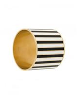 Givenchy monochrome cuff bracelet