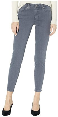 Nic+Zoe Nic Skinny Jeans in Washed Slate (Washed Slate) Women's Jeans