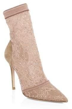 Gianvito Rossi Classic Lace Boots