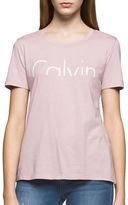 Calvin Klein Jeans Screen-Printed T-Shirt