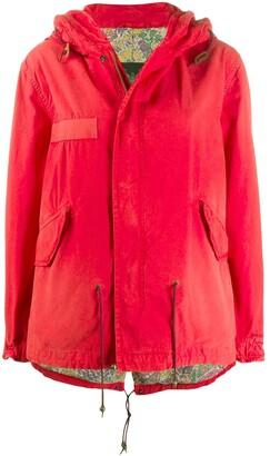Mr & Mrs Italy paisley lined jacket