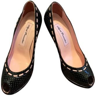 Agent Provocateur Black Patent leather Heels