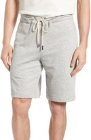 French Connection Men's Side Stripe Sweat Shorts