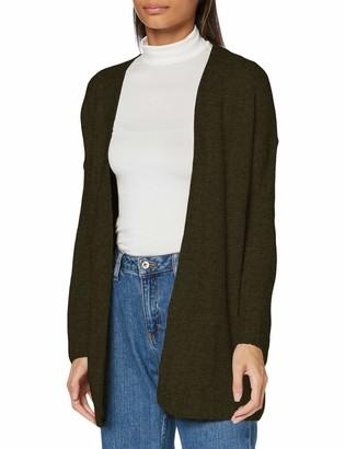 JDY Women's JDYELANORA L/S Cardigan KNT NOOS Sweater