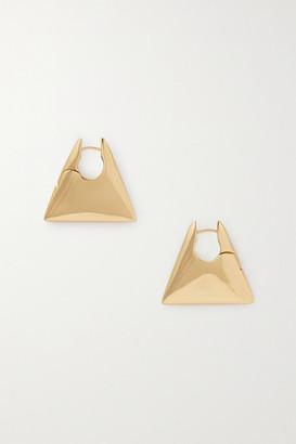Bottega Veneta Gold-plated Earrings