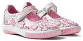 Lelli Kelly Kids Shining Star Velcro Mary Jane Dolly Shoes