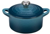 Le Creuset Mini Enameled Cast Iron French/dutch Oven
