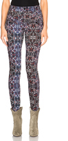 Isabel Marant Nella Printed Jeans