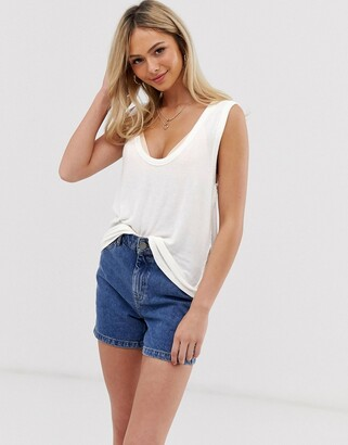 We The Free by Free People take the plunge tank top