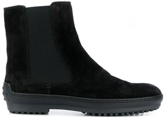 Tod's round-toe Chelsea boots