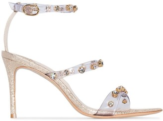 Sophia Webster Rosalind 85mm embellished strap sandals
