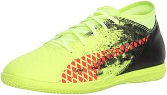 Puma Unisex-Kids Future 18.4 Soccer-Shoes