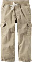 Carter's Khaki Cargo Pants - Boys 4-8