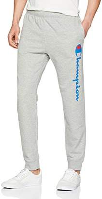 Champion Men's Rib Cuff Pants Sports Trousers,W34/L39 (Size: Taglia Produttore XXL)