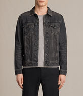 AllSaints Bannock Denim Jacket