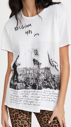 R 13 U2 Belgium Boy Tee