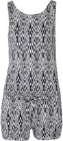 Tart Collections Stretch jacquard-knit playsuit