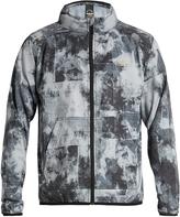 The Upside Night Runner Acid-print performance jacket
