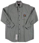 Rasco FR Clothing Rasco Fire Retardant Dress Shirt 7.5 oz, Medium Long