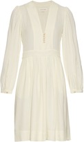 Etoile Isabel Marant Neil V-neck crepe dress