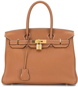 Hermes 2016 pre-owned Birkin bag