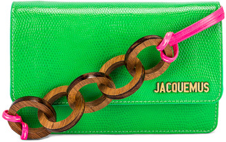 Jacquemus Le Riviera Bag in Green | FWRD