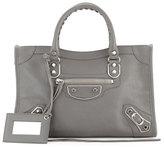 Balenciaga Classic Metallic Edge City Small Bag