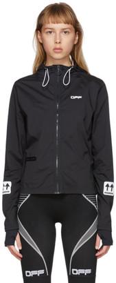 Off-White Black Active Jacket
