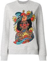 Bally Swizz Beatz sweatshirt