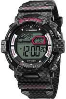 Diadora Men's Watch Digital Quartz Plastic di/016/01