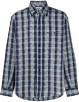 Missoni Pre Owned 1990s check print shirt