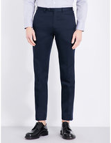 Brioni Megeve Cotton-twill Trousers