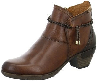 PIKOLINOS Leather Ankle Boots Rotterdam 902