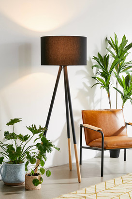 Urban Outfitters Tripod Floor Lamp