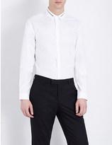 Sandro Affinity regular-fit cotton shirt